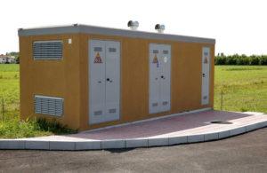 Cabine elettriche MT-BT